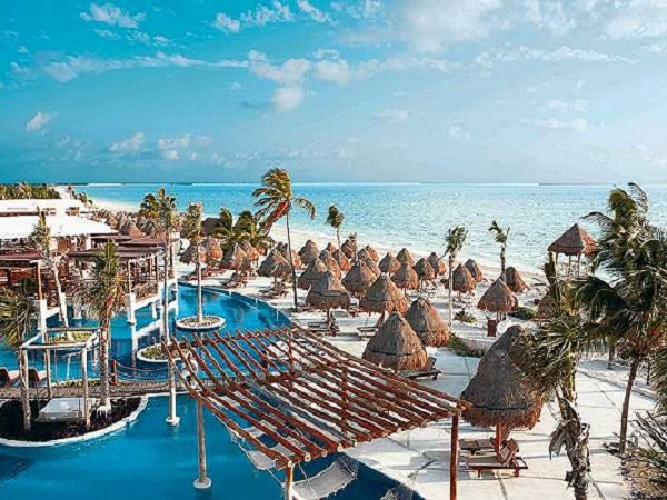 Excellence Playa Mujeres Beach View