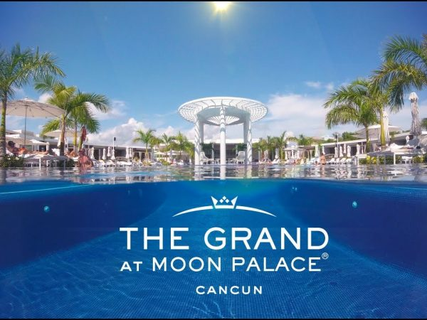 The Grand at Moon Palace in Cancun